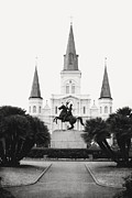 Jackson Prints - Heart and Soul of New Orleans Print by Kim Fearheiley