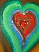 Rhonda Lee - Heart Art