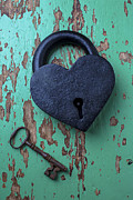 Garry Gay - Heart Lock and Key