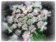 Kkphoto1 Posters - Heart Of Hearts Poster by Kay Novy