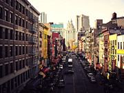 New York City Photos - Heart of it All by Vivienne Gucwa
