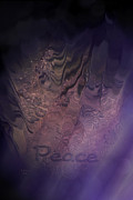 Heart Of Peace Print by Trish Tritz