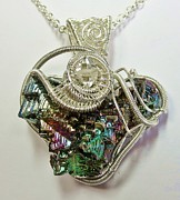 Heather Jordan - Heart Shaped Bismuth...
