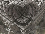 Science Fiction Art - Heart-Shaped Mandelbox by Jacob Bettany