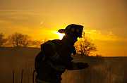 Firefighter Originals - Heartland Firefighter by Matt Perkins