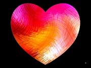 Heartline 6 Print by Will Borden