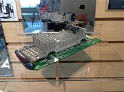 Business Sculptures - Heat Sink AUto by JoAnn DePolo