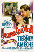 Release Digital Art Posters - Heaven Can Wait Poster by Studio Release