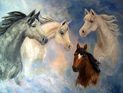 Relly Peckett - Heavenly horses