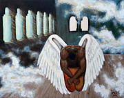 Submission Paintings - Heavenly Intercession by Pamorama Jones