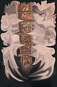 Heavenly Strings Print by Steven Lebron Langston