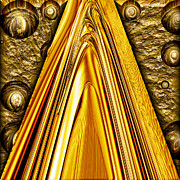 Art166.com Digital Art - Heavy Metal 1 by Wendy J St Christopher