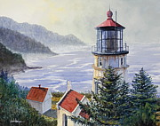 Bill Hudson - Heceta Head