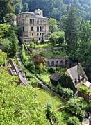 Corinne Rhode - Heidelberg Hillside