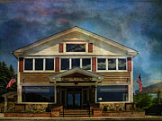 Businesses Digital Art Prints - Heinles General Store Print by Pamela Phelps