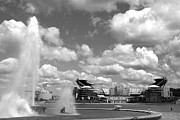 Three Rivers Stadium Prints - Heinz Field 1 Print by K C