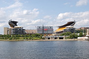 Pittsburgh Steelers Originals - Heinz Field by Michael Lynch