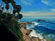 Heisler Park Paintings - Heisler Park by Patrick Whelan