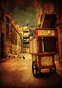 Old Houses Framed Prints - Helldorado Framed Print by Taylan Soyturk