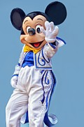 Mickey Photos - Hello From Mickey by Arnie Goldstein