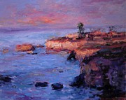 California Beaches Originals - Here comes the sun by R W Goetting