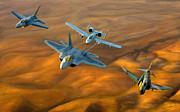 Dale Jackson - Heritage Flight II