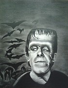 Ronnie Cantoro - Herman Munster