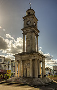 Boast Prints - Herne bay clock tower Print by Ian Hufton