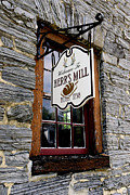 Grist Mill Prints - Herrs Mill - Lancaster Print by Paul W Faust -  Impressions of Light