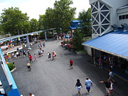 Hershey Park - 12124 Print by DC Photographer