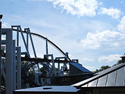 Factory Prints - Hershey Park - 121248 Print by DC Photographer