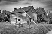 Old House Photographs Prints - Hetchler House Farmstead Print by Guy Whiteley