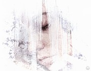 Snow Digital Art - Hibernation by Gun Legler