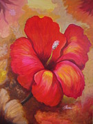 Theon Guillory - Hibiscus