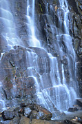 All - Hickory Nut Falls Chimney Rock State Park NC by Dustin K Ryan