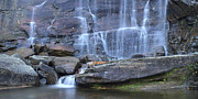 All - Hickory Nut Falls Waterfall by Dustin K Ryan