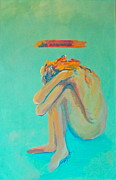 Simplistic Originals - Hidden Head in Shame  by Thomas Dudas