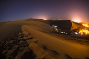 Dunes Photos - Hidden Oasis by Aaron S Bedell