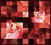 Irina Sztukowski - Hidden Roses Squared