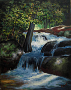 Carol Hart - Hidden Waterfall 2