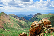Colorado Photography Photos - High Country by Charles Dobbs