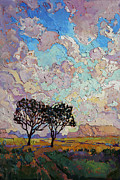 Erin Hanson - High Desert Greens