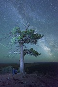Star Gazing Photos - High Desert Night 4 by Christian Heeb
