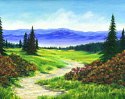 Colleen Ward - High Mountain Meadow
