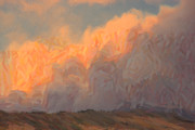 Colorado Digital Art Originals - High Park Fire by Jon Burch Photography