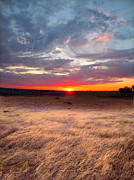 Ric Soulen - High Plains Sunrise