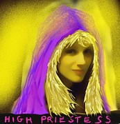 Randy Kaufman - High Priestess