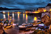 Simon West - High Tide Tenby Harbour