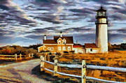 Lynne Jenkins - Highland Lighthouse