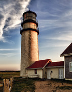 Highland Lighthouse Print by Mark Papke